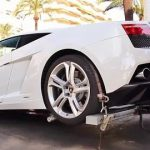 Tow Truck Services - Wheel Lift Towing